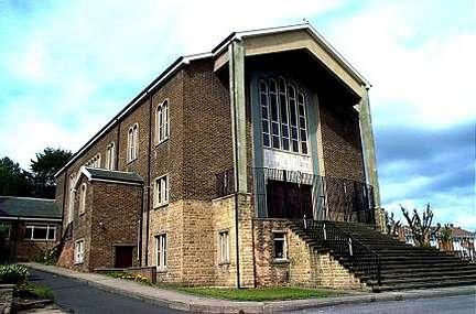 St. Joseph's RC Church, Murton