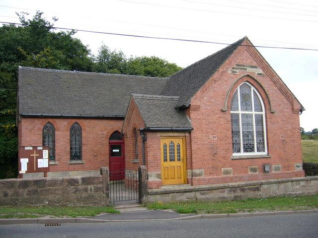 Whiston Methodist Church