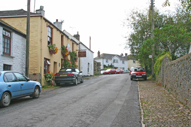 Fore Street, Bere Ferrers