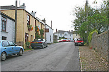 SX4563 : Fore Street, Bere Ferrers by Kate Jewell