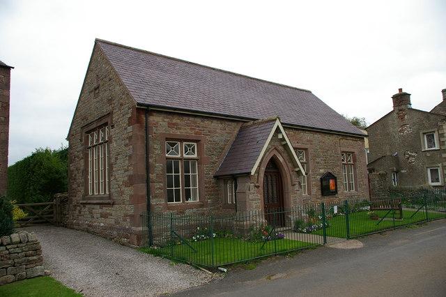 Winton United Church Baptist Methodist, Winton