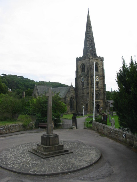Duffield Parish Church