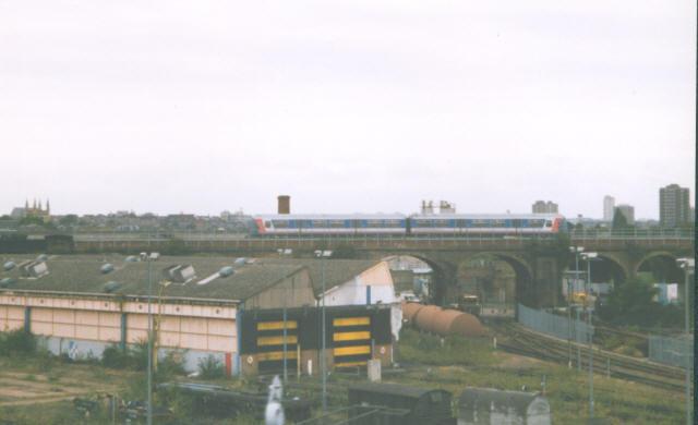 Stewarts Lane depot