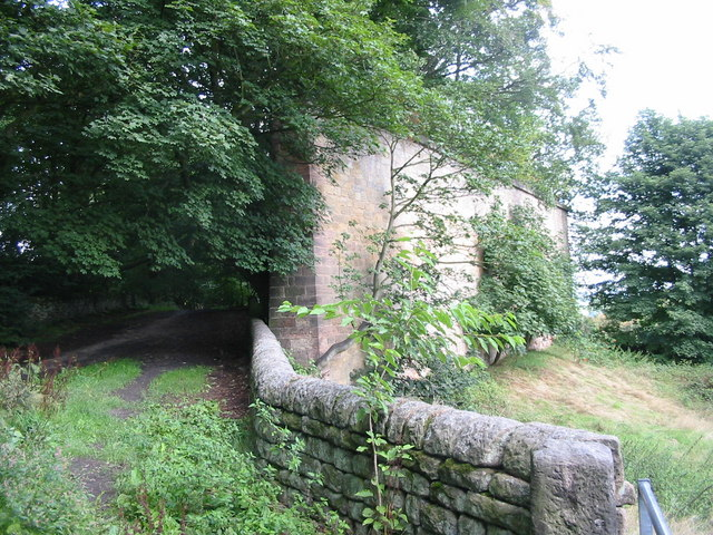 Wall on Chevin Ridge