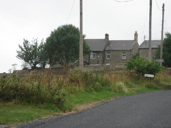 Cottages in Edlingham