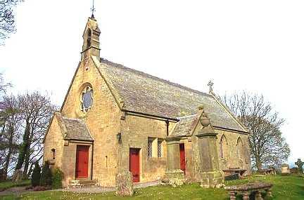 Fala. The Parish Church of Fala & Soutra