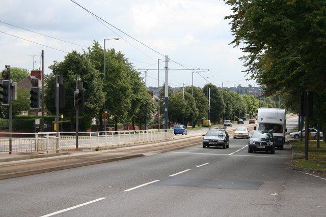 Ridgeway Road