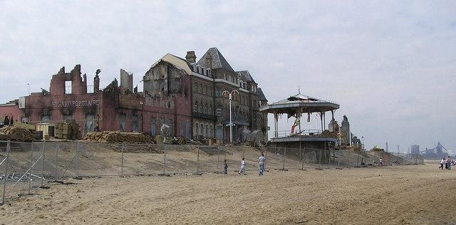 Redcar Transformed : Dunkirk