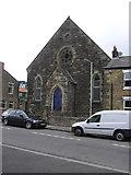 NZ2422 : Wesleyan Chapel : Heighington  (dated 1872) by Hugh Mortimer