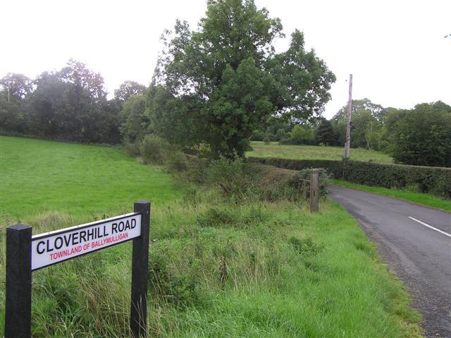 Cloverhill Road