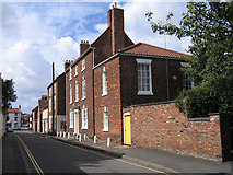 TA0321 : Priestgate, Barton-Upon-Humber by David Wright