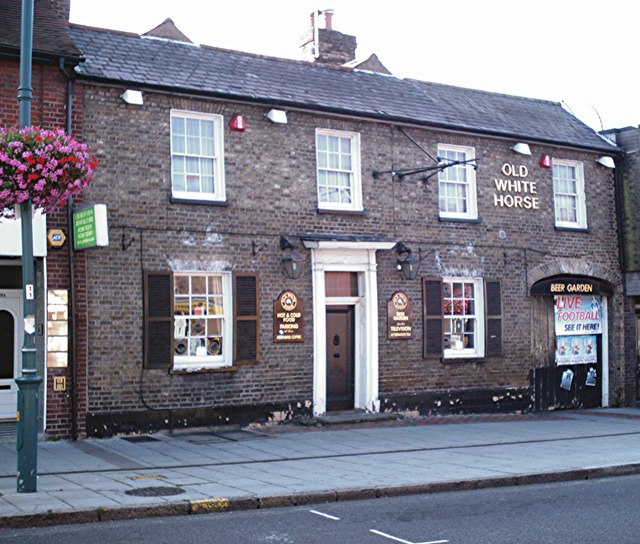 The Old White Horse, Rayleigh