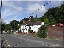 SJ6803 : Ye Olde Robin Hood,  Freebridge, Telford and Wrekin by al partington