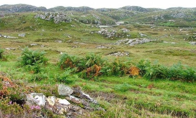 Loch an Leathaid Rainich
