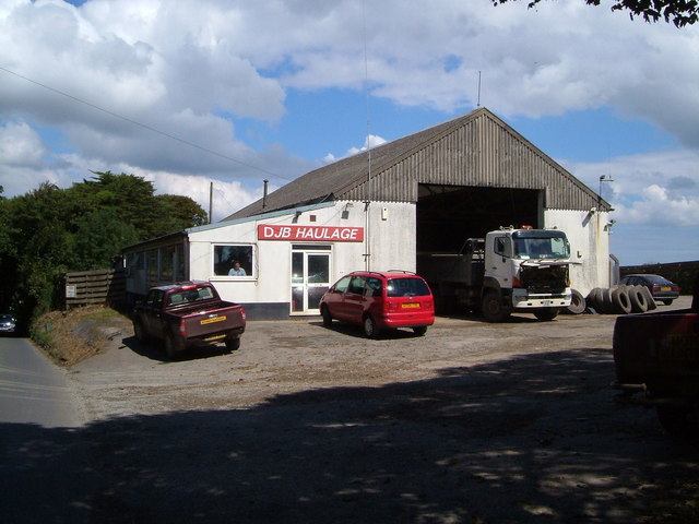 Haulage firm at The Mounts