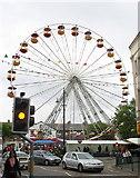 SH4862 : Yr Olwyn Fawr - The Big Wheel by Eric Jones