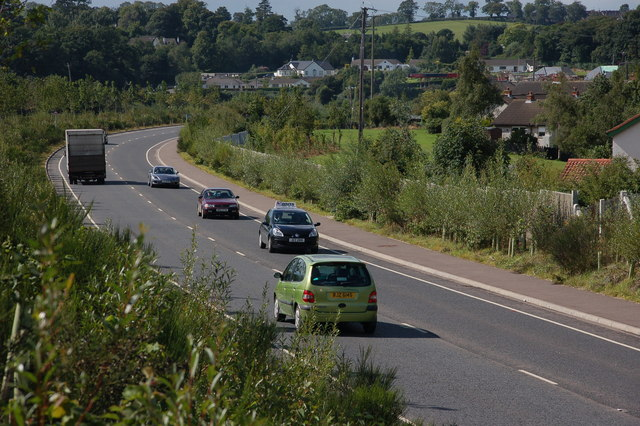 The Comber bypass (1)