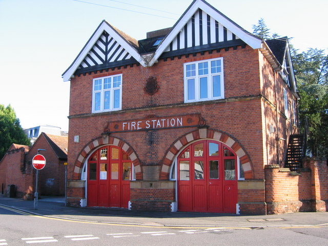 The Old Fire Station, Tonbridge - front view