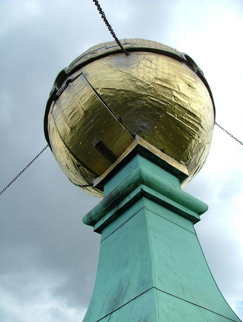 The Golden Ball, West Wycombe Church