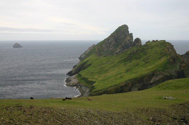 Dun, St Kilda