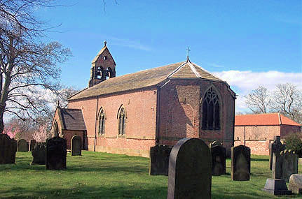 Birkby, St Peter's Church
