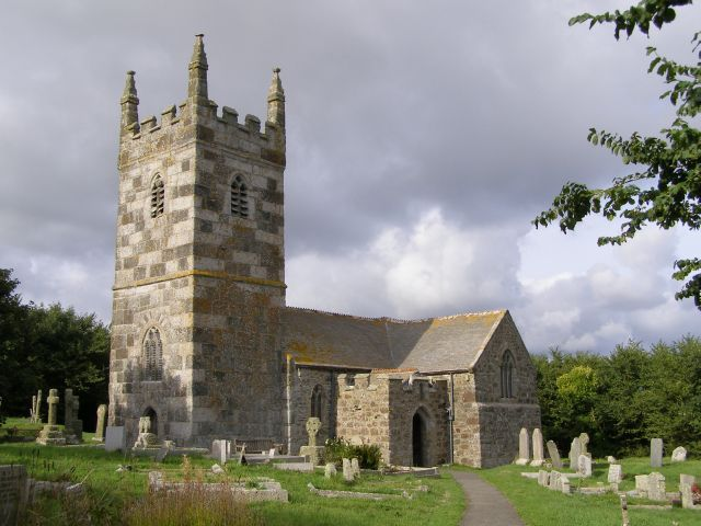 St Wynwallow's Church, Landewednack