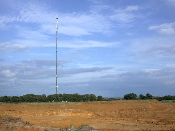 Sandy Heath TV Transmitter