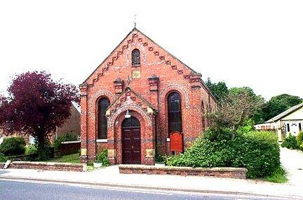 Burn, Methodist Church
