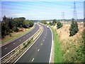 TM3054 : A12 The Wickham Market Bypass by Adrian Cable