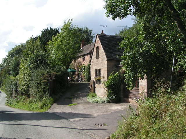 The Old Smithy, Great Gate