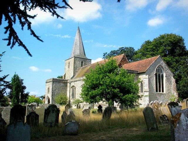 Saint Nicholas Church, Pluckley
