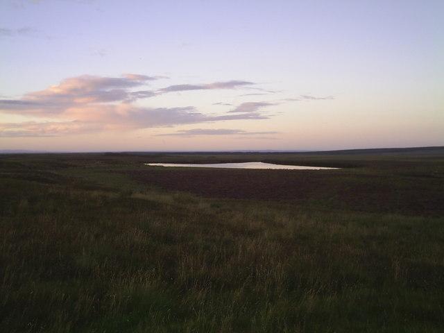 Camster Loch