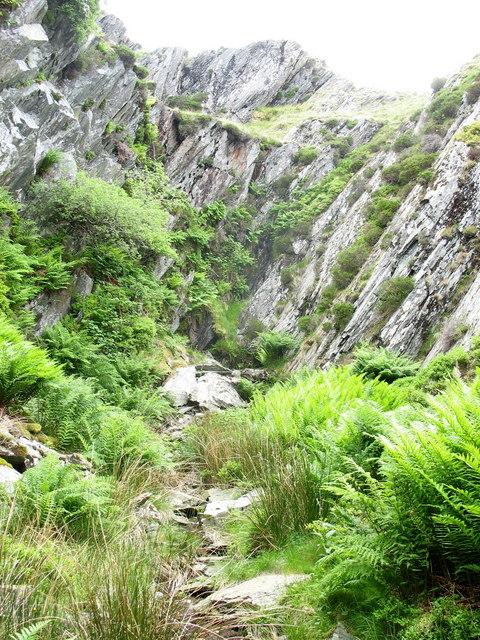 The Original Bwlch Cwmllan Quarry Pit