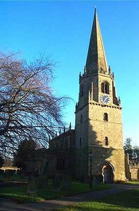 Masham, St Mary's Church