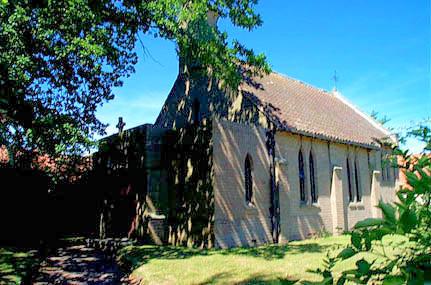 Potto, St Mary's Church