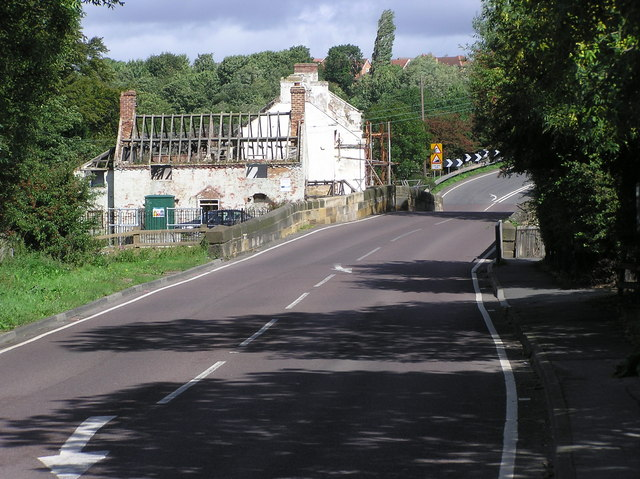 Leven  Bridge