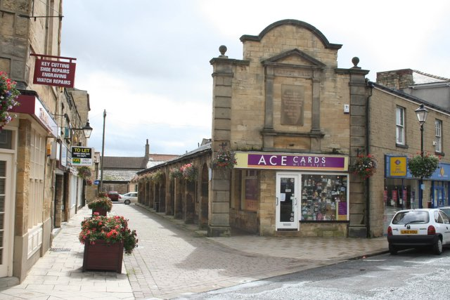 Wetherby Market Hall