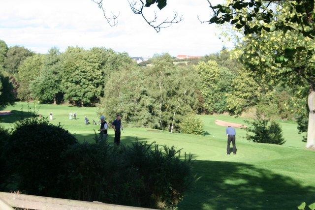 Golf Course, Linton Ings