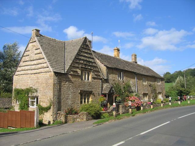 POR H cottage, Little Rissington