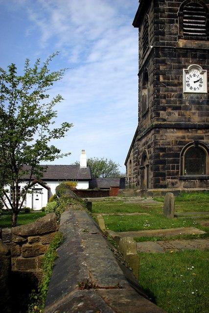 St Cuthbert's, Churchtown