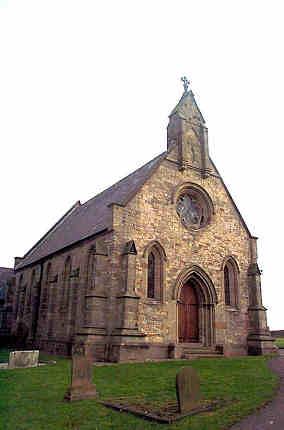 Tunstall, Holy Trinity Church