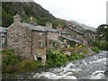 SH5948 : Afon Glaslyn by DS Pugh