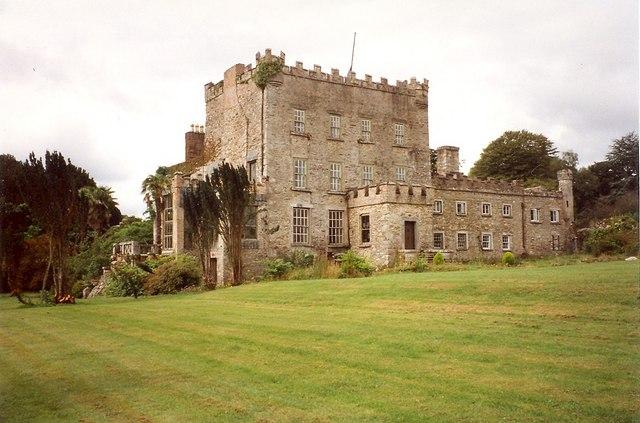 Huntington Castle, Clonegal, Co, Carlow