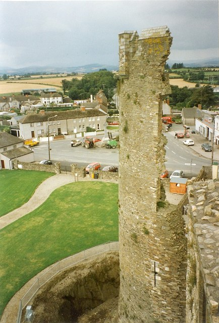 Tower of Ferns Castle, Co. Wexford