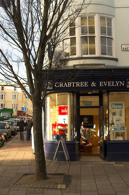A Crisp Sunny Morning - East Street Brighton