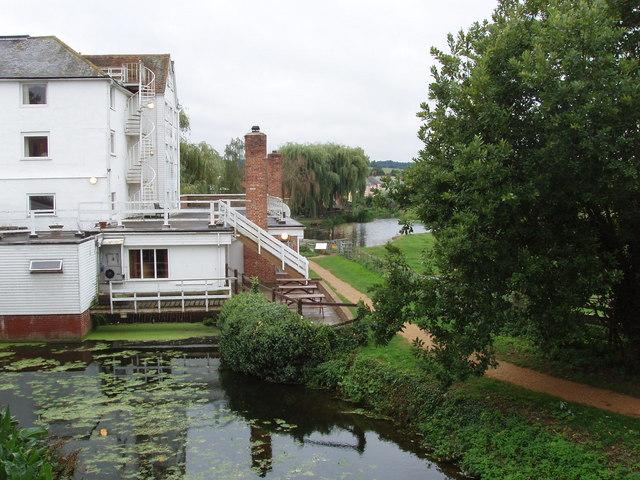 Mill Hotel, Sudbury
