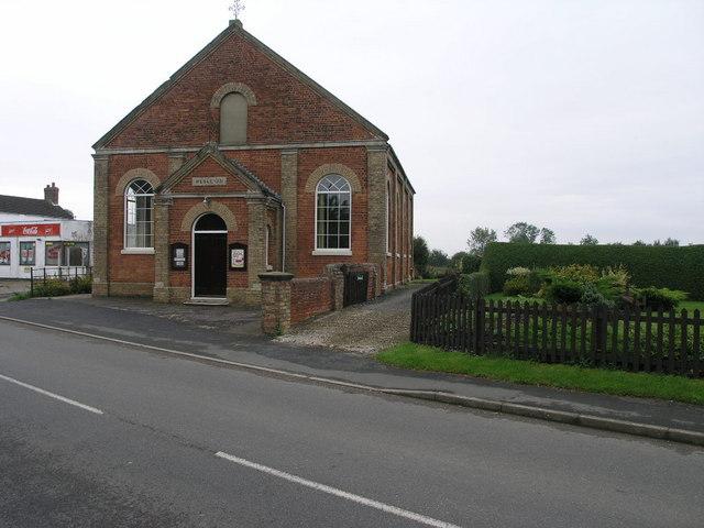 Withern Methodist Church
