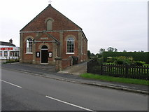 TF4382 : Withern Methodist Church by Michael Patterson