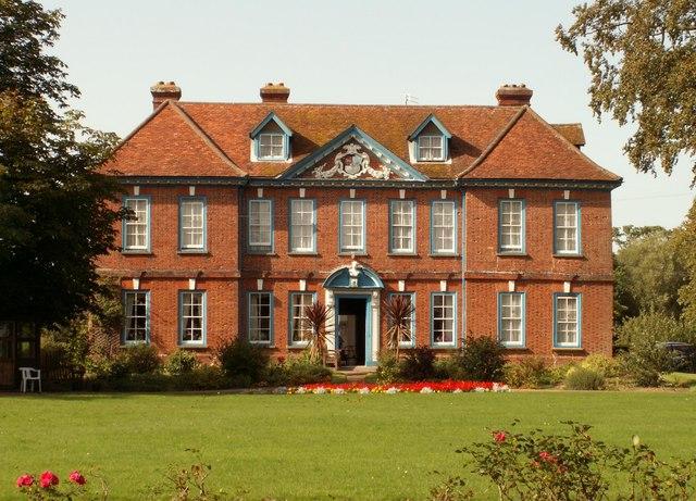 Manor House, Bacton, Suffolk