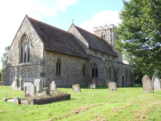Church of St. Mary the Virgin, Mursley